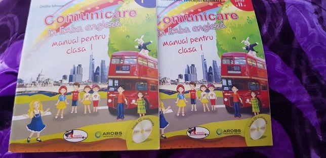Cărți (manuale)școlare clasa întâi  noi.