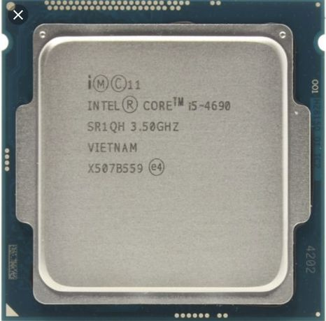 Процессор Intel Core i5-4690 Haswell (3500MHz, LGA1150, L3 6144Kb