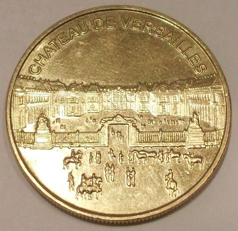 Medalii turistice muzee Franta