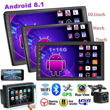 Мултимедия Навигация двоен дин - 10 инча - Android 9.1 . 2 din GPS WI