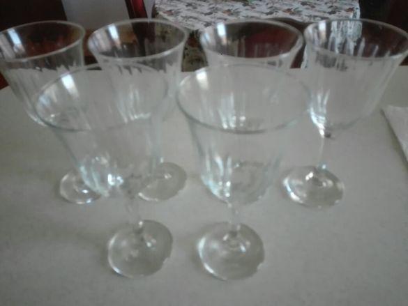 Чаши стъкло