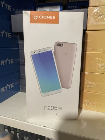 Продам новый смартфон Gionee F205 lite 16GB