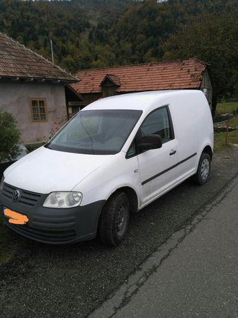 Vw caddy 4x4
