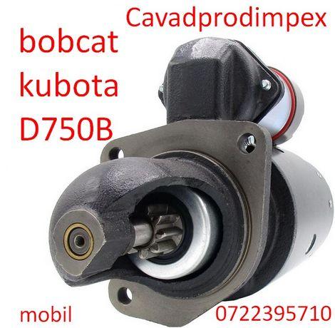 Electromotor bobcat 443