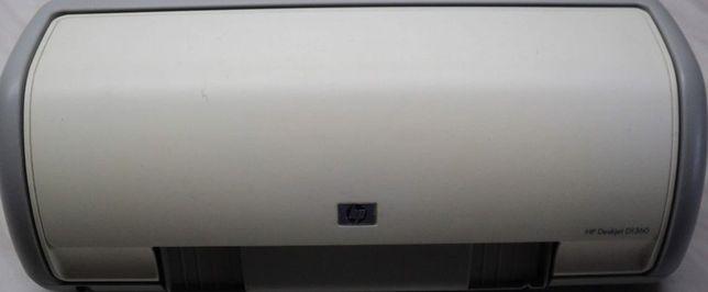 Dezmembrez Imprimanta HP DeskJet D1360 Functionala (cartuse uscate)