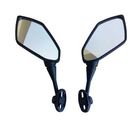 Мото огледала огледала за мотои писта чопър