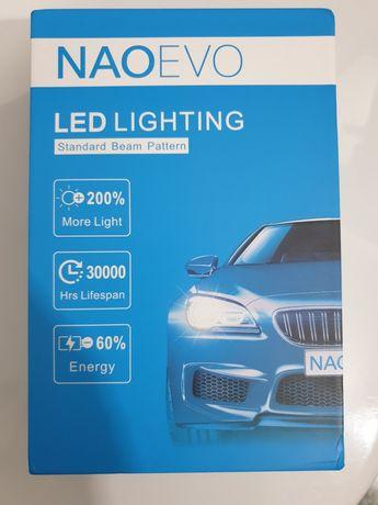 Светодиодные автолампы головного освещения: К1 9012/HIR2 LED NAO