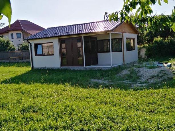Vând casa locuibilă 6x8 6200 euro