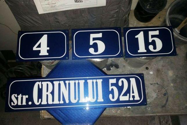 Vand numere  pentru casa