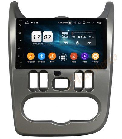 Navigatie Android DACIA Logan Duster Sandero- 9inch-display mare