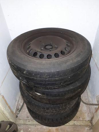 Jante Skoda Octavia (oțel)