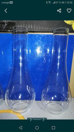 Sticla lampa gaz, petrol, 3,7 cm