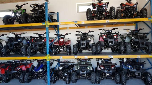 Atv MAXI RAPTOR SPYDER 125cc ,ROBUST Nou 2021 ,Import US ,Fara Permis