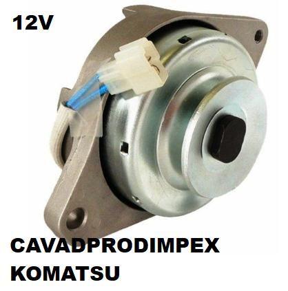 Alternator cu magnet permanent 12V,KOMATSU