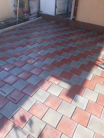 Fabricam pavaje si pavele din beton pentru amenajari zone rezidentiale