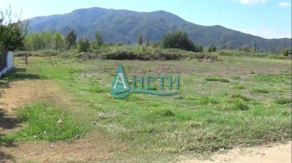 Поземлен имот 1000 м2 в курортно селище Врасна,Гърция