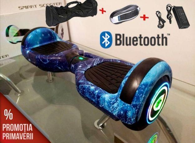 Hoverboard Nou blue sky