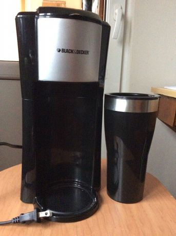 Filtru cafea cu cana termica