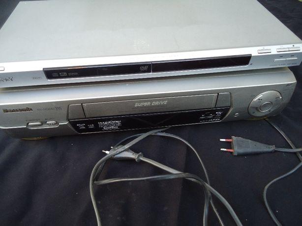 Два Видео- СД и VSR 100% Оригинал Япония Проигрывателя .
