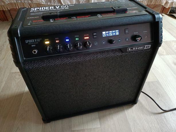 Комбоусилитель Line6 Spider V60 MKll