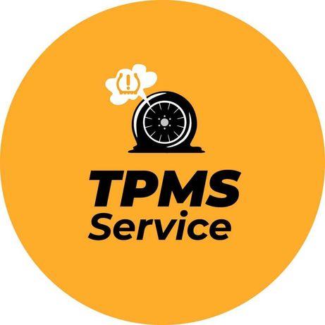TPMS Service датчики давления в шинах