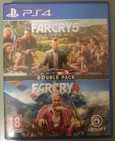 Far Cry 5 si Far Cry 4 PS4