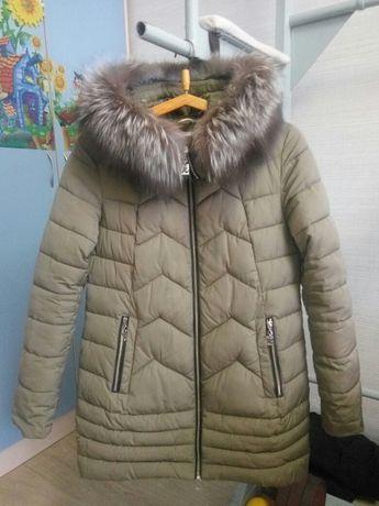 Продам куртку, зима!