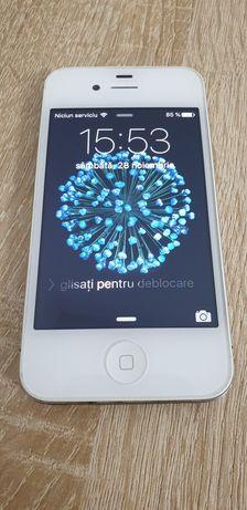 IPhone 4s White impecabil