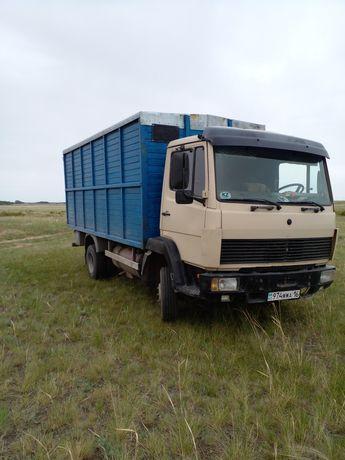 Мерседес 814 5 тонник
