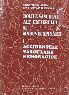 Bolile vasculare ale creierului si maduvei spinarii Vol 1 Constanta - imagine 1