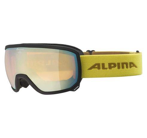 Alpina SCARABEO HM, нова, оригинална ски/сноуборд унисекс маска/очила