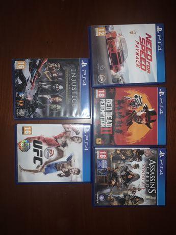 Colectie Jocuri PS4/XBOX360/PC/PSP