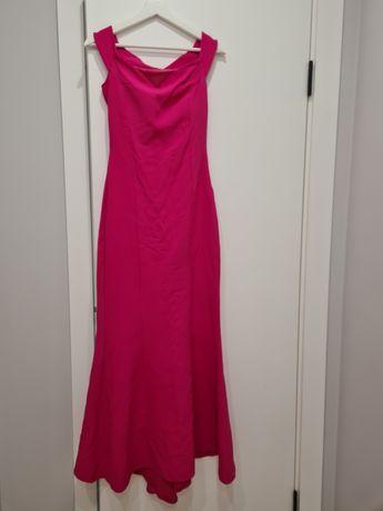 Продам шикарное  малиновое платье