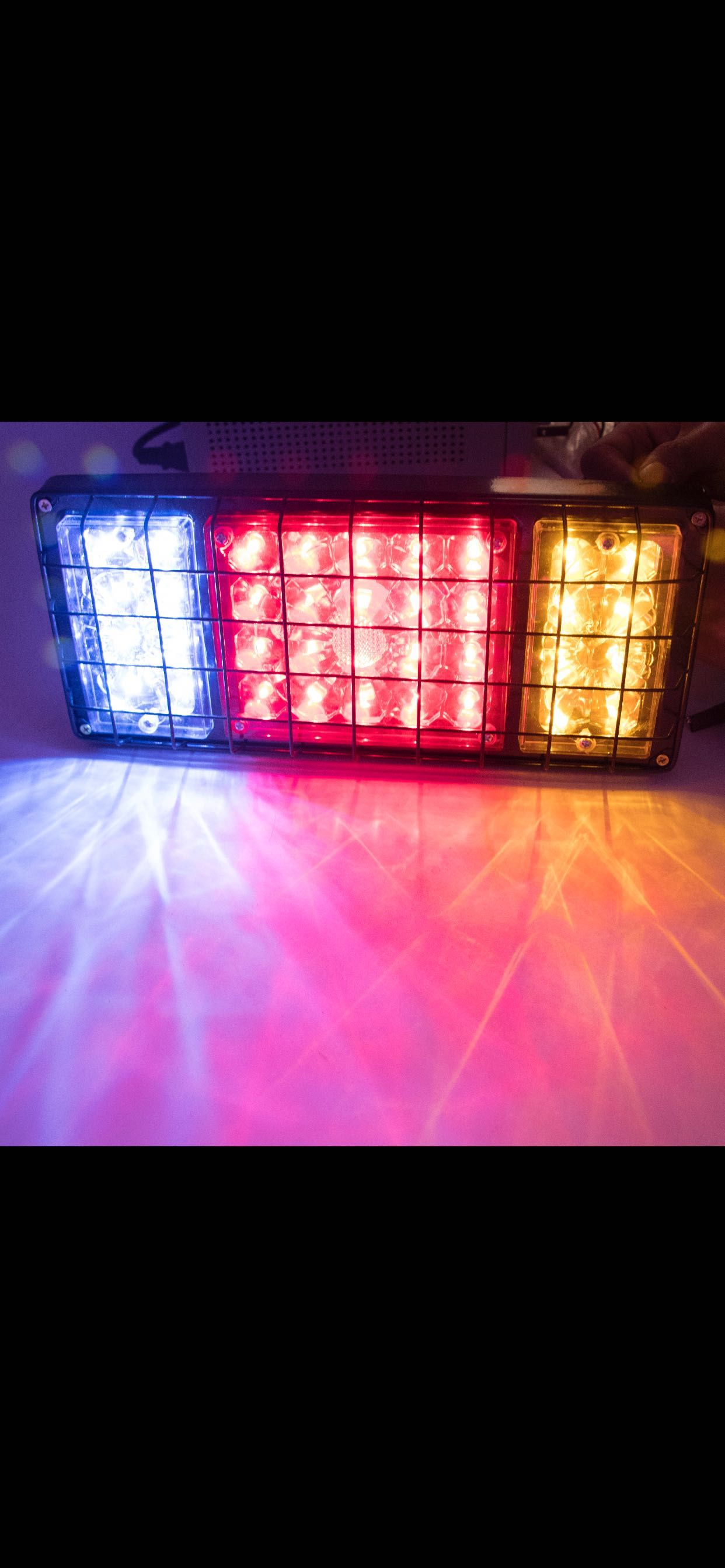 Lampa triple stopuri Led Iveco Daily Sprinter Renault Fiat Peugeout