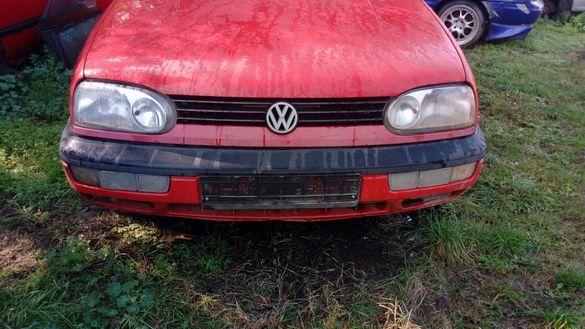 VW Golf 3 / 1,9tdi на части