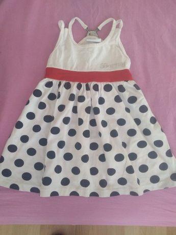 Дрехи за момиче 98(панталони, клинове, блузки, тениски, летни роклички