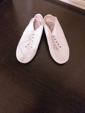 Обувь для танцев (джазовки, туфли, полупальцы)  р-р от 35 до 38