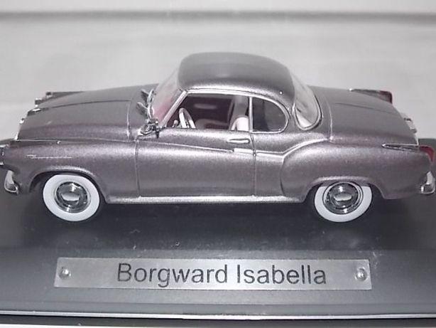 Vand macheta Borgward Isabella,sc.1:43,NOU!