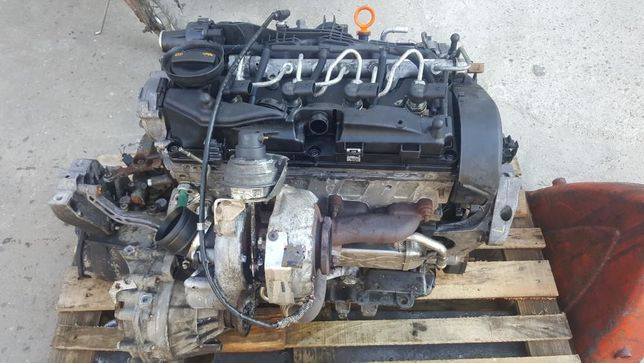 Motor complet 1.6 CAY 77kw 105cp pt VW Skoda Audi Seat
