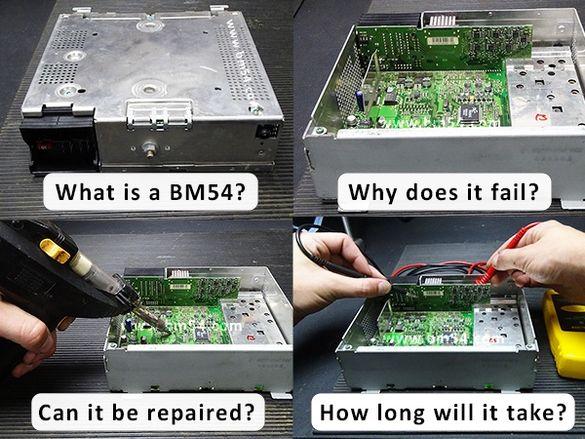 Радиомодул БМ54,БМ24 модул BM54,BM24 за БМВ Х5,Е46,Е39