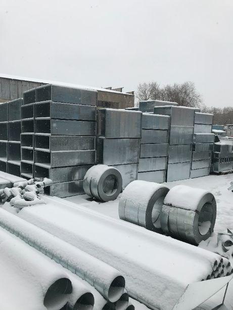 Изготовление воздуховодов в Алматы