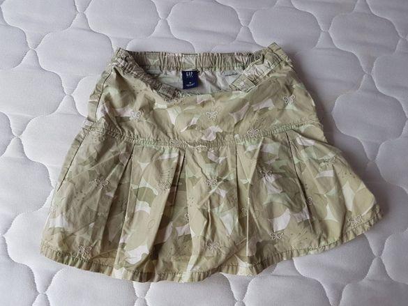 Пола-панталон на GAP, за 10 год.