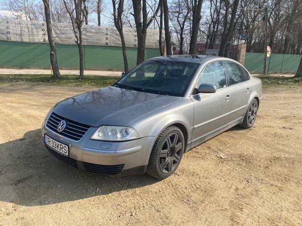 Volkswagen passat 2.5TDI V6 4motion