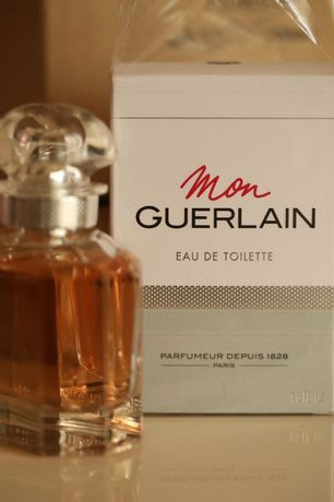 "Люксовая туалетная вода ""Guerlain"""