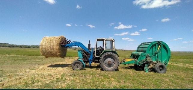 Юмз трактор рулон пресс кун