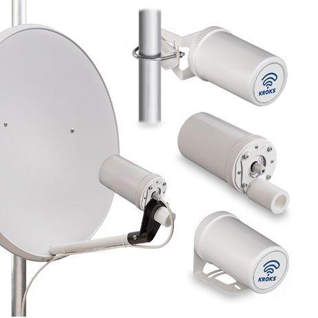 Антенна 4G,усилитель сигнала для роутеров,модема Kroks Rt-Pot DS sH