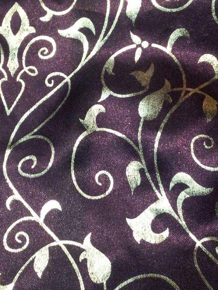 Аристократични пердета в разкошни цветове с метални отблясъци