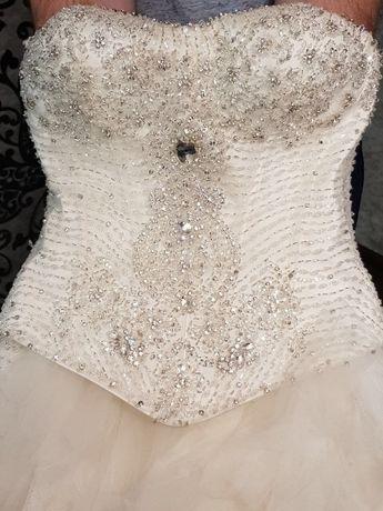 Свадебное платье, платье на свадьбу, платье невесты, шикарное платье