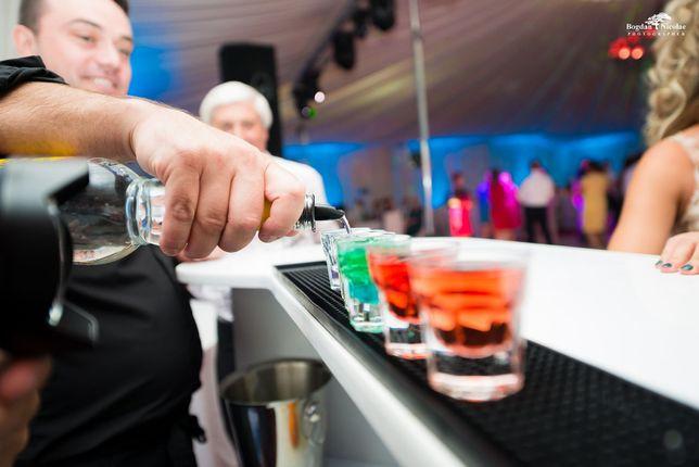 Cocktail Bar, Bar mobil, Limo Bar, Barul cu limonada, Barman nunta