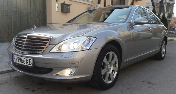 Mercedes-benz S classe W 221 CDI 235 Hp -Distronic+ TOP CONDITION !!!
